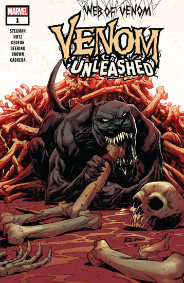 Marvel Comics Web of Venom Unleashed #1 Comic Book