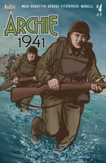 Archie Comic Publications Archie 1941 #4 Comic Book
