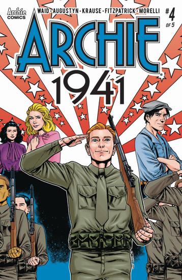 Archie Comic Publications Archie 1941 #4 Comic Book [Cover C]
