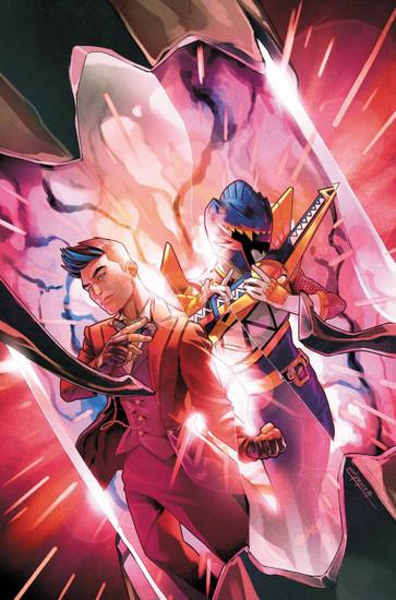 Boom Studios Mighty Morphin Power Rangers #35 Beyond The Grid Comic Book