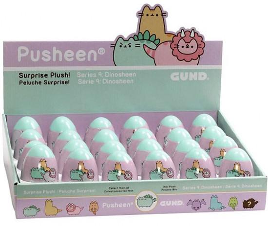 Pusheen Series 9 Dinosheen Mystery Box [24 Packs]