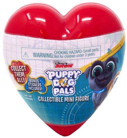 Disney Junior Valentine Puppy Dog Pals Mystery Pack