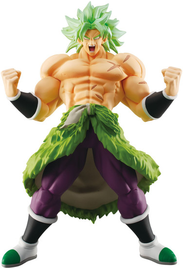 Dragon Ball Styling Super Saiyan Broly Full Power 5.5-Inch PVC Statue