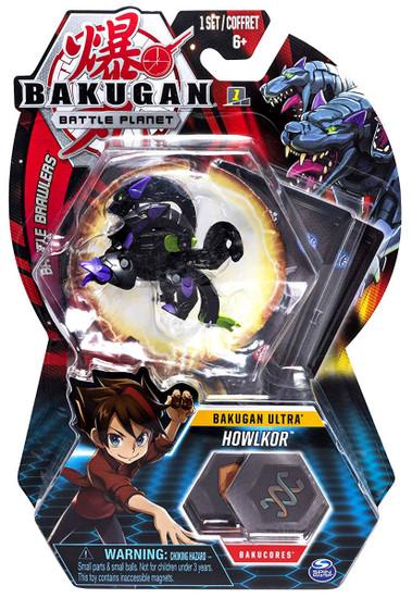 Bakugan Battle Planet Battle Brawlers Ultra Howlkor