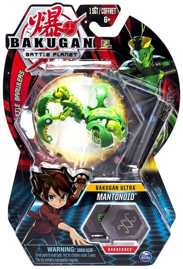 Bakugan Battle Planet Battle Brawlers Ultra Mantonoid