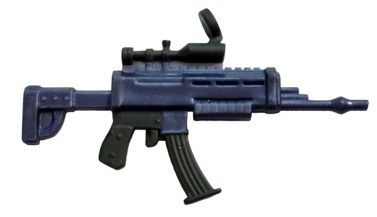 Fortnite Scoped Assault Rifle 2-Inch Epic Figure Accessory [Purple Loose]