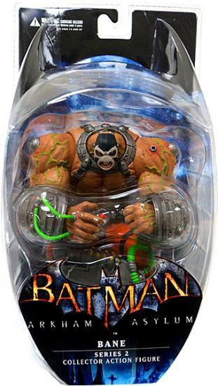 Batman Arkham Asylum Series 2 Bane Action Figure