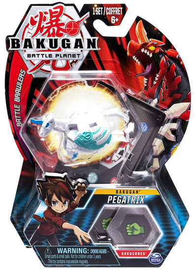 Bakugan Battle Planet Battle Brawlers Bakugan Pegatrix