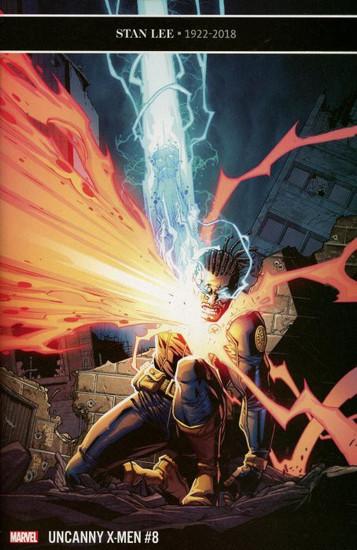 Marvel Comics Uncanny X-Men #8 Comic Book