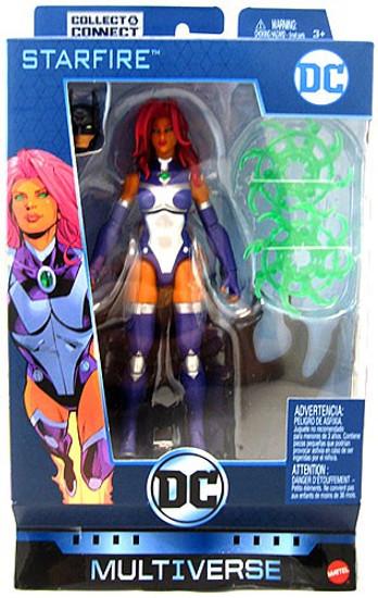 DC Multiverse Batman Ninja Series Starfire Action Figure