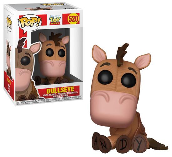 Funko Disney / Pixar Toy Story POP! Bullseye Vinyl Figure #520