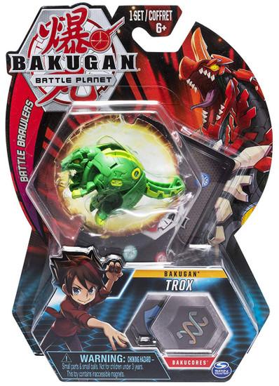 Bakugan Battle Planet Battle Brawlers Bakugan Trox