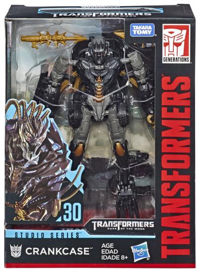 Transformers Generations Studio Series Crankcase Deluxe Action Figure #30