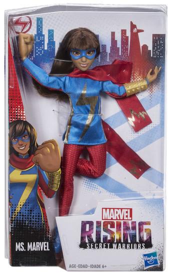 Marvel Rising Secret Warriors Miss Marvel Action Figure