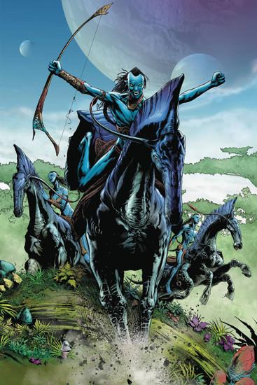 Dark Horse Avatar Tsu Tey's Path #2 Comic Book
