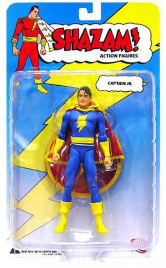 DC Shazam Captain Marvel Jr. Action Figure