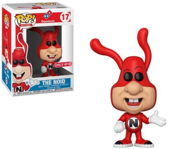 Funko Domino's POP! Ad Icons The Noid Exclusive Vinyl Figure #17 [Damaged Package]