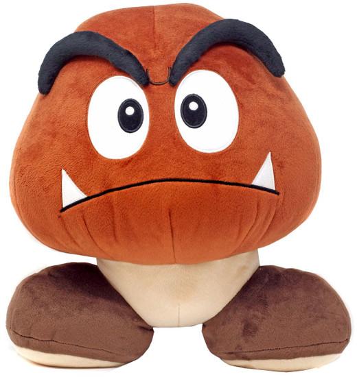 Super Mario Goomba 12-Inch Plush