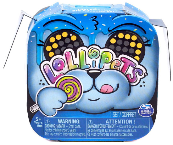 Lollipets BLUE Mystery Pack
