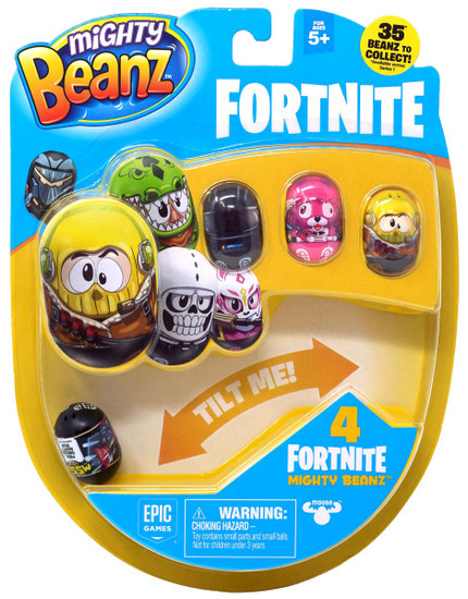 Mighty Beanz Fortnite Omega 4-Pack