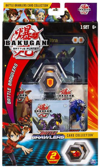 Bakugan Battle Planet Battle Brawlers Nillious Card Collection