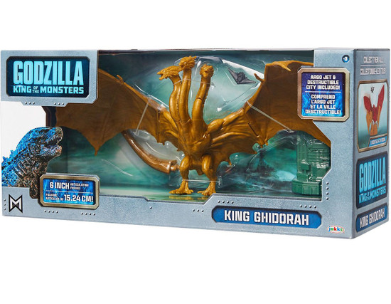Godzilla King of the Monsters Monster Pack King Ghidorah Action Figure
