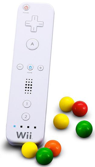 Nintendo Wii Controller Candy Tin