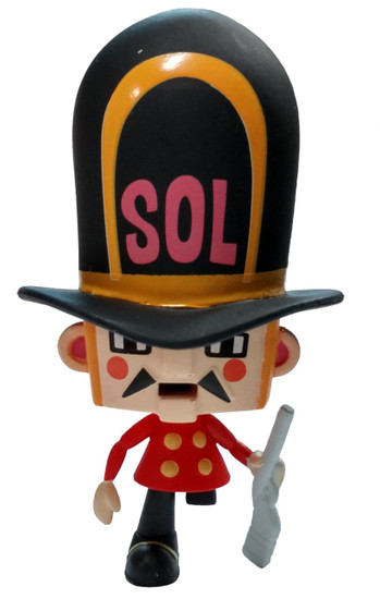 Funko One Piece Series 1 Thunder Soldier 1/72 Mystery Minifigure [Loose]