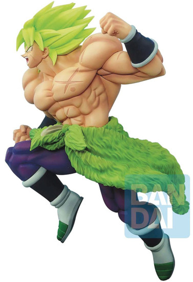 Z-Battle Dragon Ball Z: Buyu Retsuden Super Saiyan Broly Full Power 7.5-Inch Collectible PVC Figure