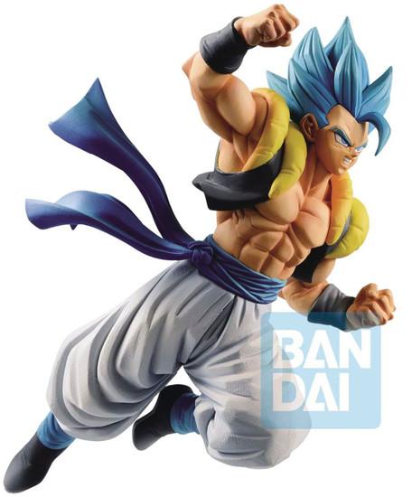 Z-Battle Dragon Ball Z: Buyu Retsuden Super Saiyan Blue Gogeta 6.7-Inch Collectible PVC Figure
