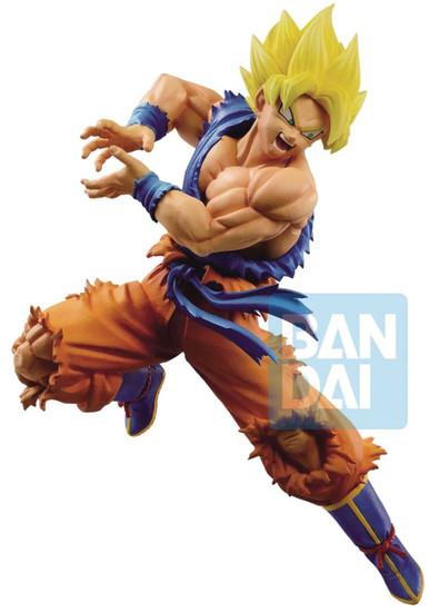 Z-Battle Dragon Ball Z: Buyu Retsuden Super Saiyan Son Goku 6.1-Inch Collectible PVC Figure