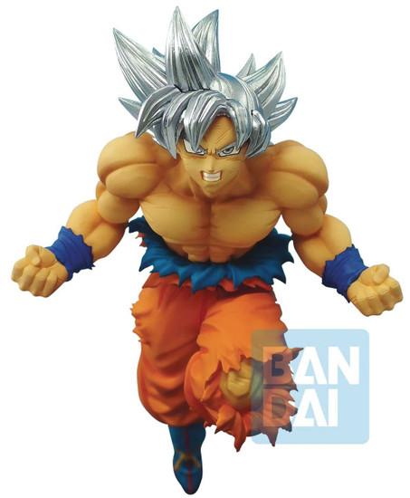Z-Battle Dragon Ball Z: Buyu Retsuden Ultra Instinct Son Goku 6-Inch Collectible PVC Figure