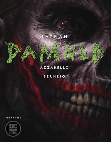 DC Black Label Batman Damned #3 of 3 Comic Book