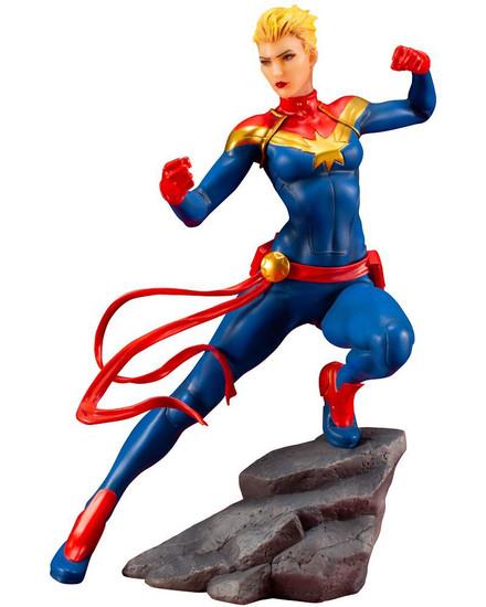 Avengers ArtFX+ Captain Marvel Statue