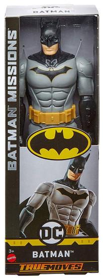DC Batman Missions Batman Action Figure [True Moves]