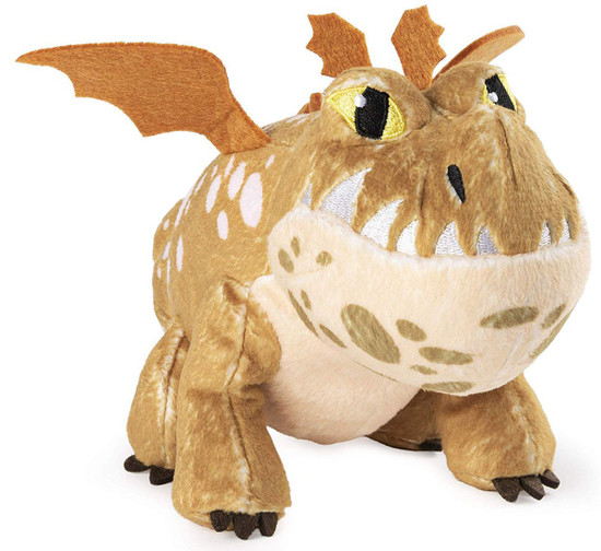 How to Train Your Dragon The Hidden World Meatlug 8-Inch Plush