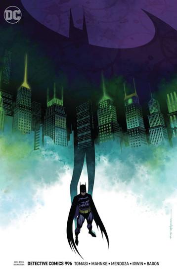 DC Detective Comics #996 Comic Book [Brian Stelfreeze Variant Cover]