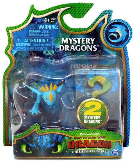How to Train Your Dragon The Hidden World Mystery Dragons Stormfly Mystery 2-Pack [Version 1]