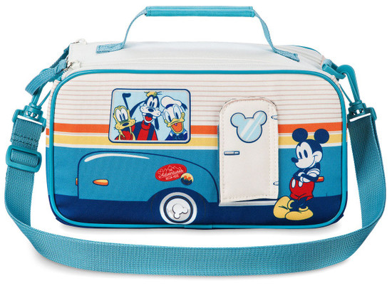 Disney Mickey Mouse & Friends Exclusive Lunch Tote