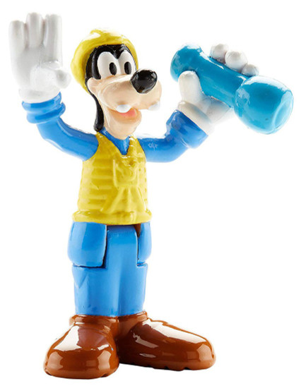Fisher Price Disney Mickey Mouse Clubhouse Explorer Goofy 3-Inch Mini Figure