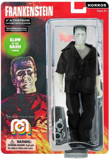 Horror Frankenstein Action Figure [Grey Undershirt, Glow In The Dark]