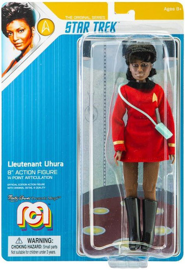 Star Trek Lieutenant Uhura Action Figure