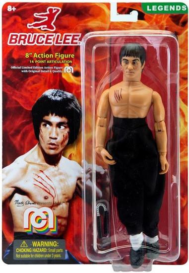Legends Bruce Lee Action Figure