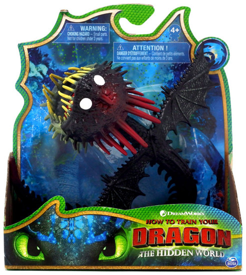How to Train Your Dragon The Hidden World Whispering Death Basic Action Figure