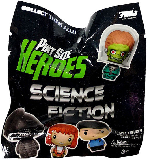 Funko Pint Size Heroes Science Fiction Mystery Pack