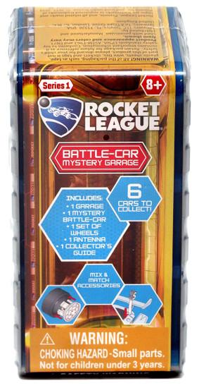 Rocket League Series 1 Battle-Car Mystery Garage Mystery Pack