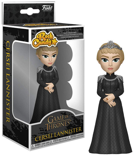 Funko Game of Thrones Rock Candy Cersei Lannister Vinyl Figure