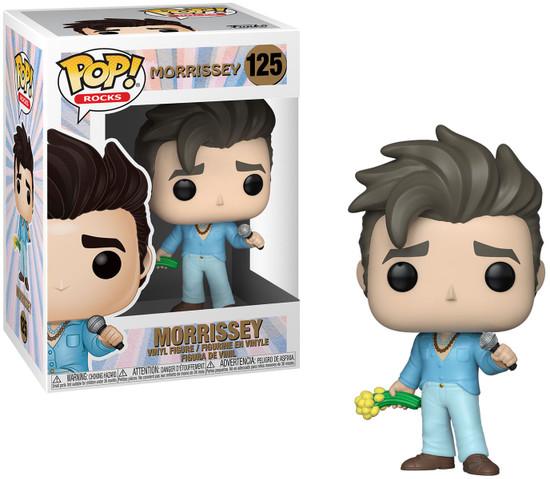 Funko POP! Rocks Morrissey Vinyl Figure #125