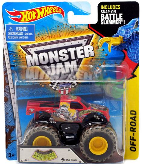 Hot Wheels Monster Jam Devastator Die-Cast Car [Battle Slammer]
