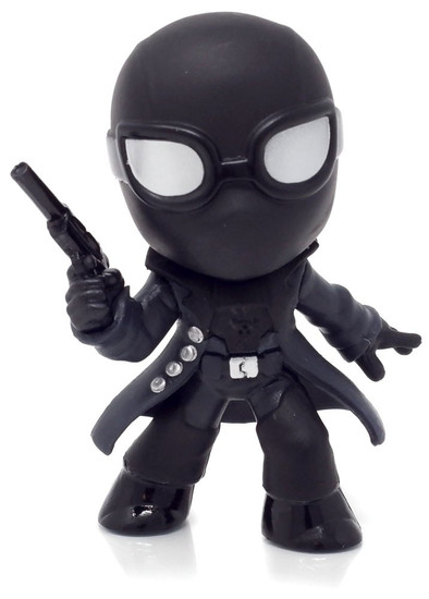 Funko Marvel Spider-Man Into the Spider-Verse Mystery Minis Spider-Man Noir 1/24 Mystery Minifigure [Loose]
